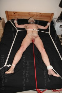 Bed tied 1