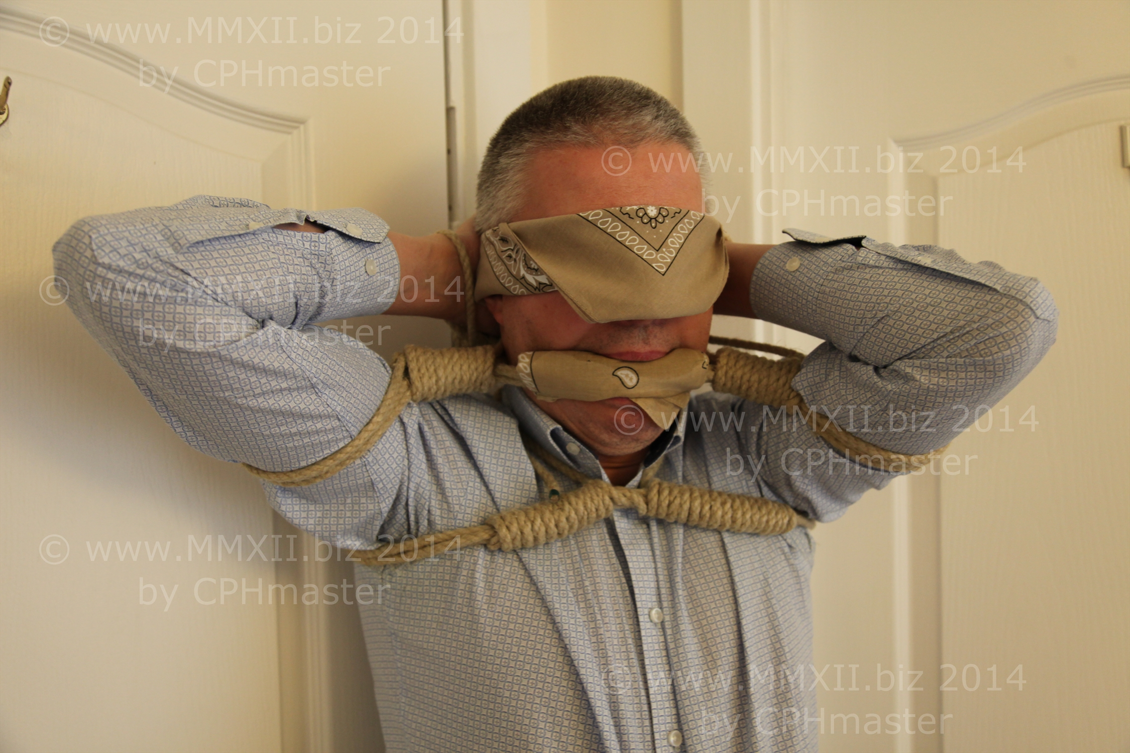 Front first rope